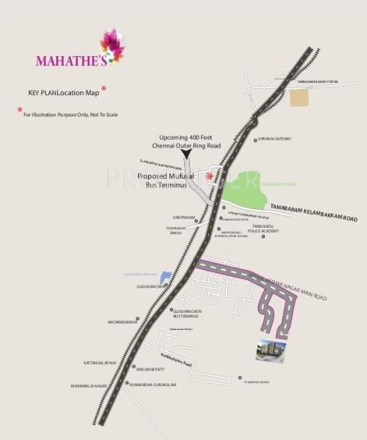 mahathes Images for Location Plan of StepsStone Mahathes