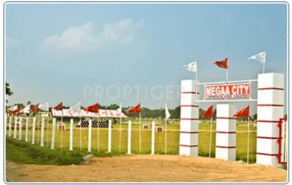 Images for Elevation of Jai Megaa City