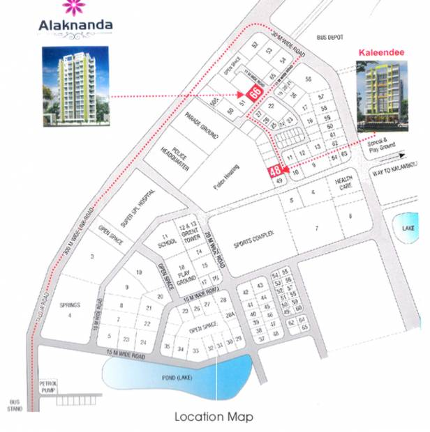 Images for Location Plan of AR Alaknanda