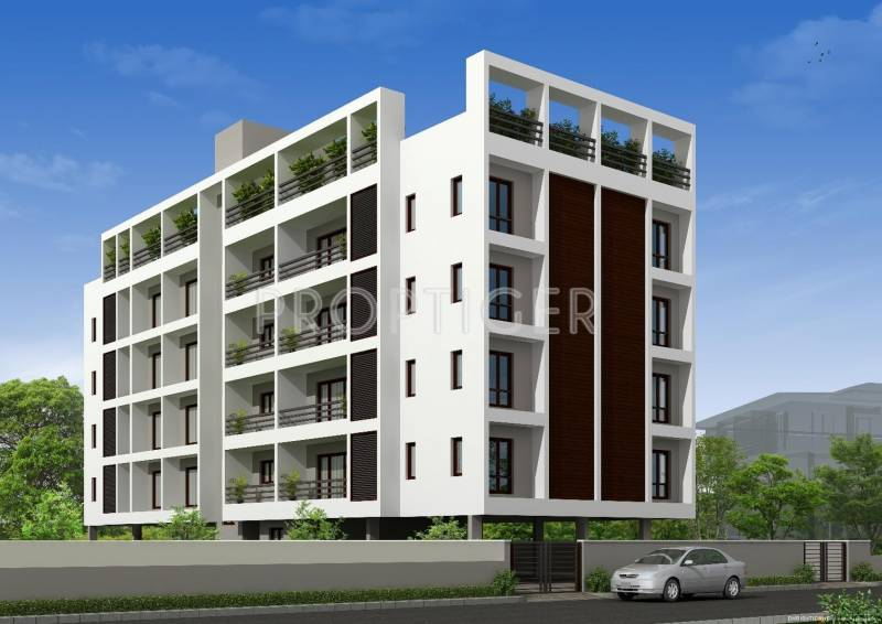 Images for Elevation of Srivari Infrastructures Srivari Mayaa