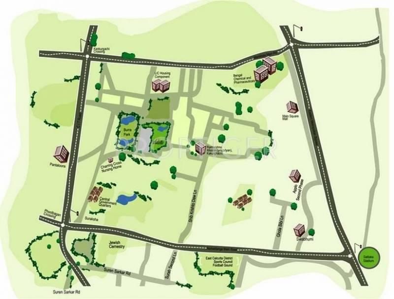 Images for Location Plan of MCK Astitva