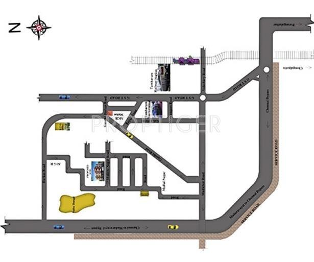 Images for Location Plan of JHL Guru Sakthi