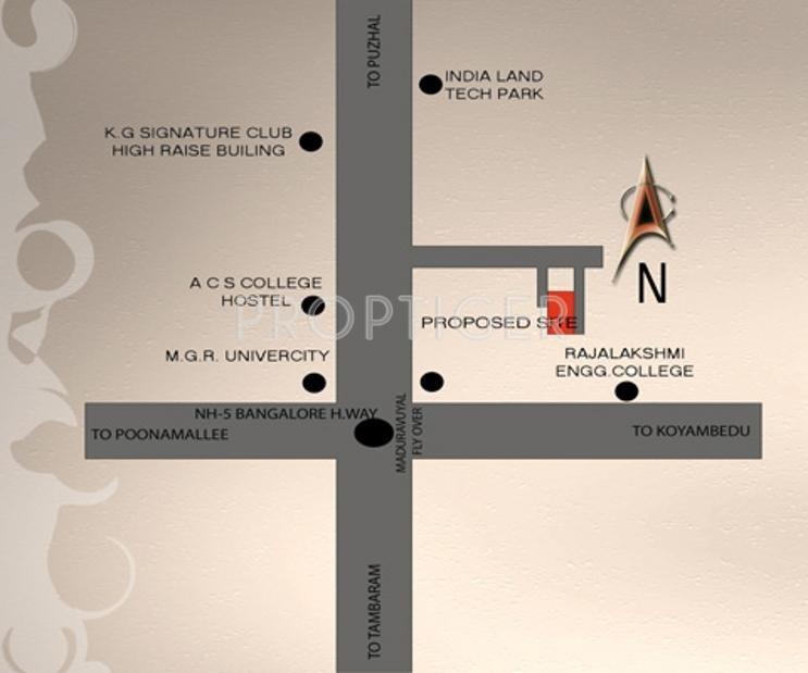 Images for Location Plan of JHL Sri Raksha