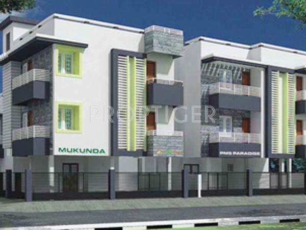 Images for Elevation of StepsStone Mukunda