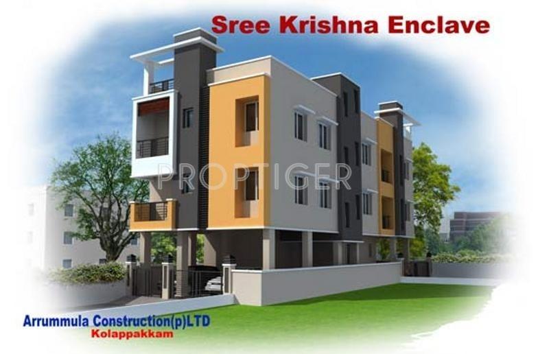 Images for Elevation of Arrummula Sree Krishna Enclave