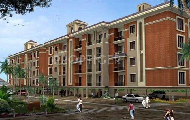 Images for Elevation of Shalimar Courtyard