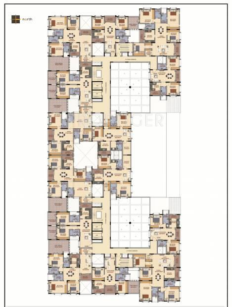 Images for Cluster Plan of Srivari Vaibhav