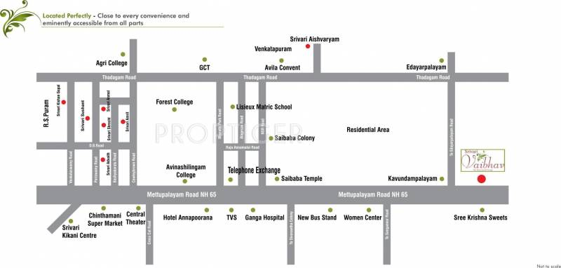 Images for Location Plan of Srivari Vaibhav