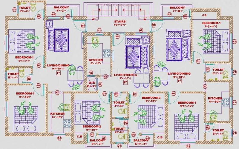 Images for Cluster Plan of My PropTree Pragati