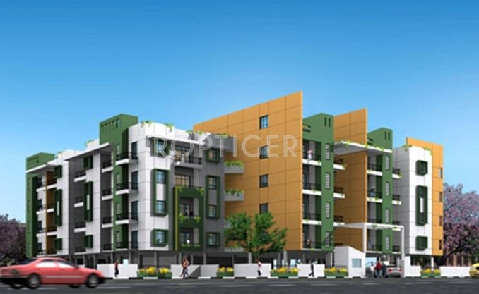 Images for Elevation of Parth Group Parth Orchid