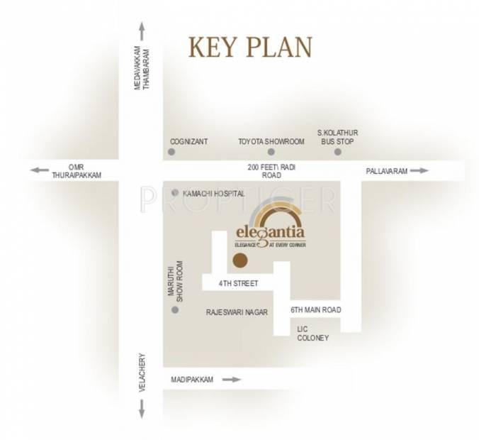 Images for Location Plan of Oyester Elegantia