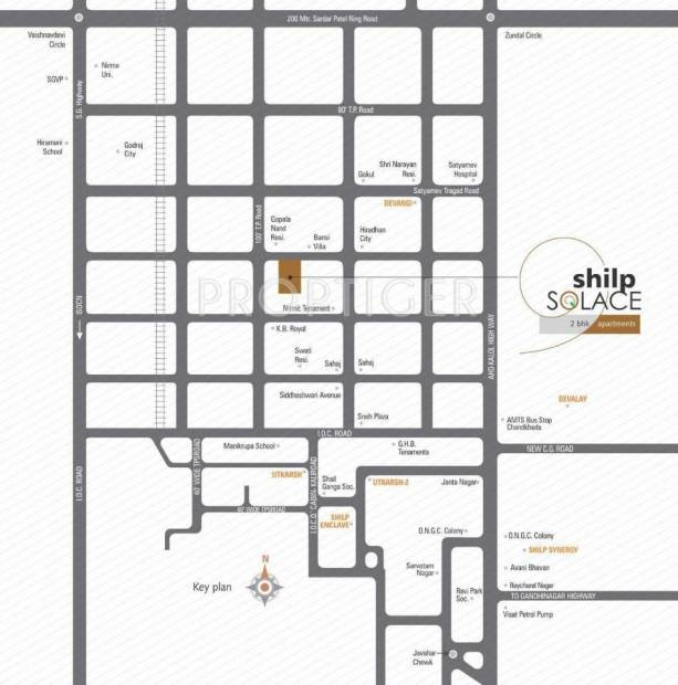 Images for Location Plan of Shilp Solace