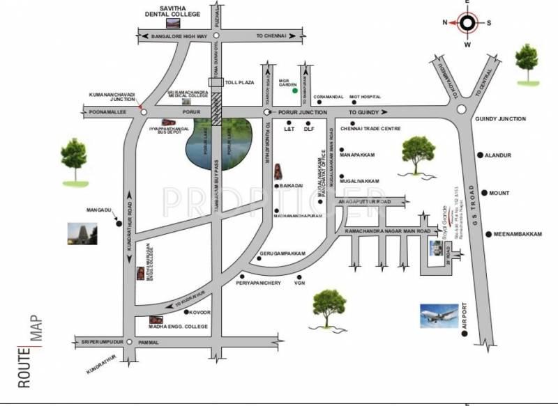 Images for Location Plan of Oyester Royal Grande