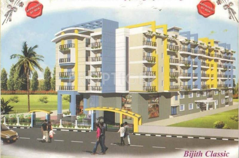 Images for Elevation of Bijith International Builders Bijith Classic