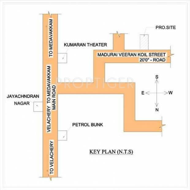 Images for Location Plan of Sai Gurusthan