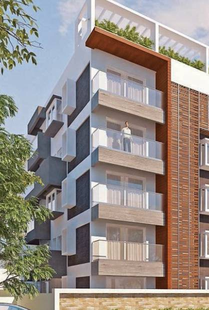 Images for Elevation of Inspire South