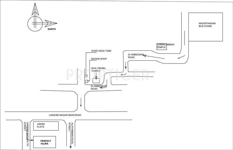 Images for Location Plan of Perfect Perfect Vajra