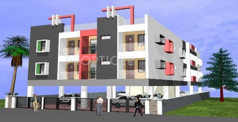 Images for Elevation of Perfect Builders Perfect Vajra