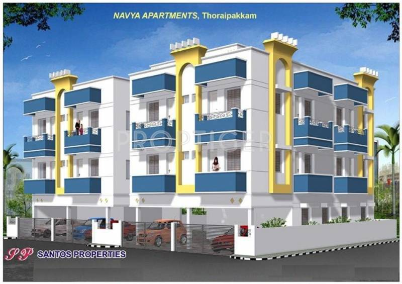 Images for Elevation of JMM Homes Navya Apartments