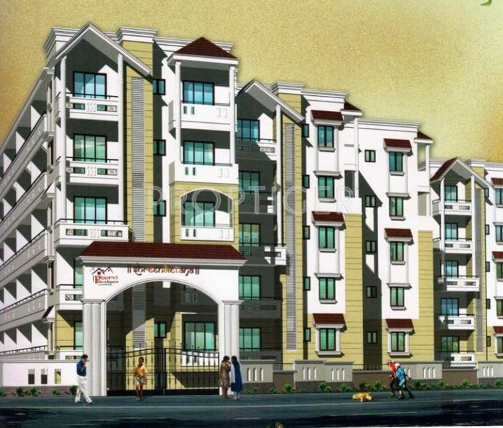 Images for Elevation of Vani Shreeniketana Apartments