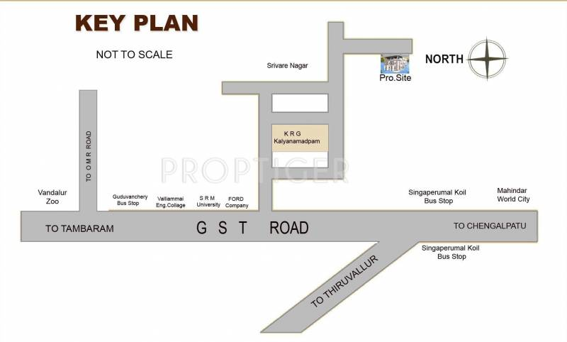 Images for Location Plan of Velu Homes