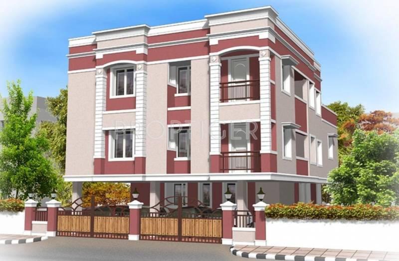 Images for Elevation of Viswak Varaha Varnam