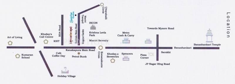 Images for Location Plan of Vani Sunrise Enclave