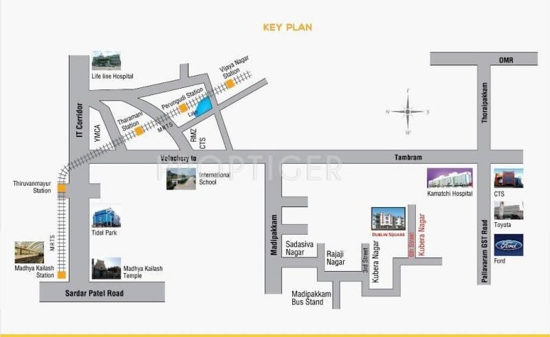 Images for Location Plan of Four Square Developer Dublin Square