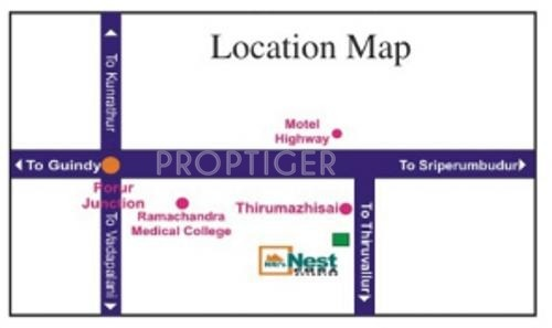 Images for Location Plan of Crystal Nri Nest