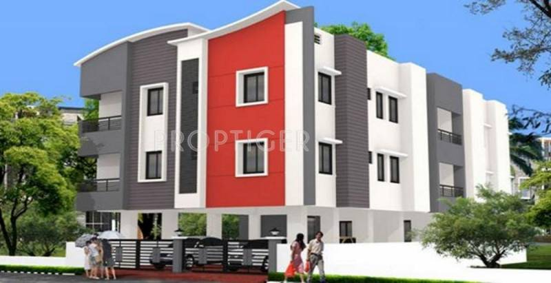Images for Elevation of Shree Varu Homes Kings Cove