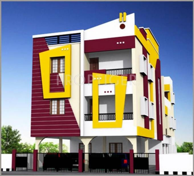 Images for Elevation of Congate Ram Nagar Site 1
