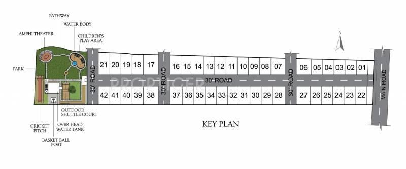silver-oak Images for Layout Plan of Radiant Silver Oak