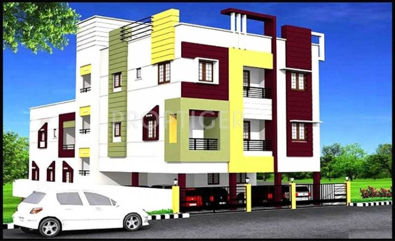 Images for Elevation of Congate Ram Nagar Site 2