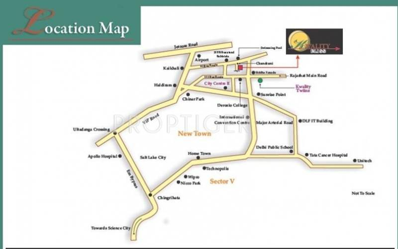 Images for Location Plan of Kwality Bliss