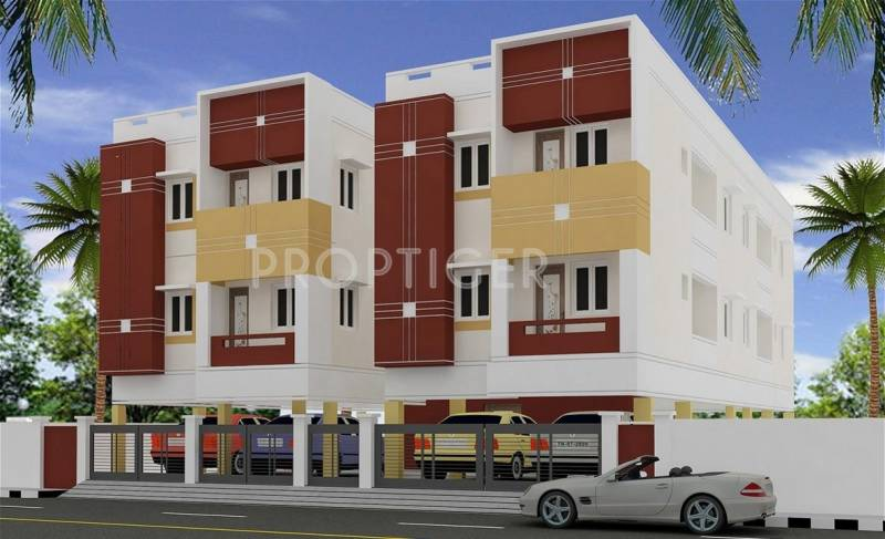 VijaySaras Builders Podhigai Apartments