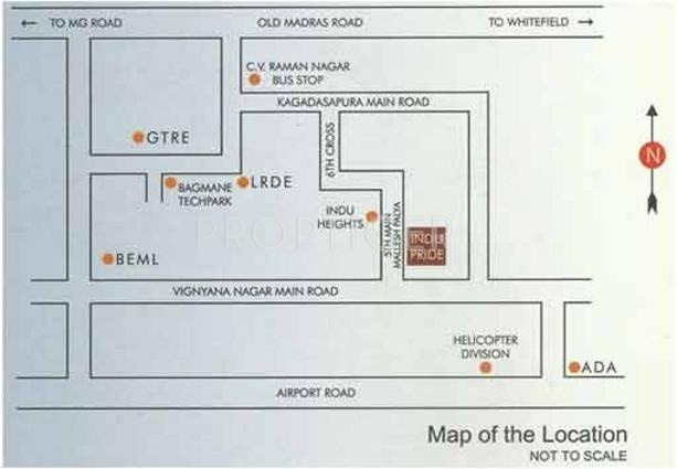 Images for Location Plan of SV Indu Pride