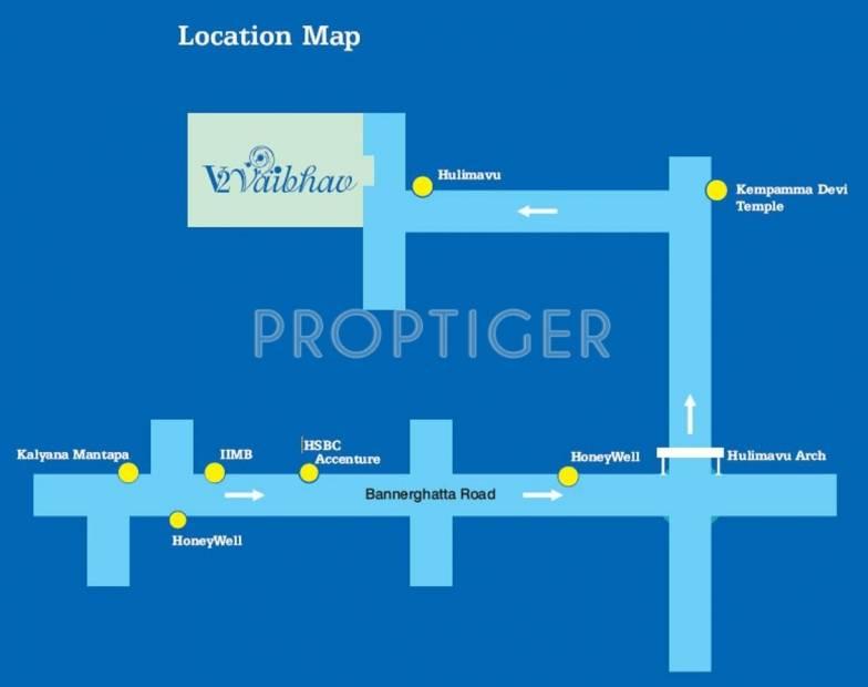 Images for Location Plan of V2 Vaibhav