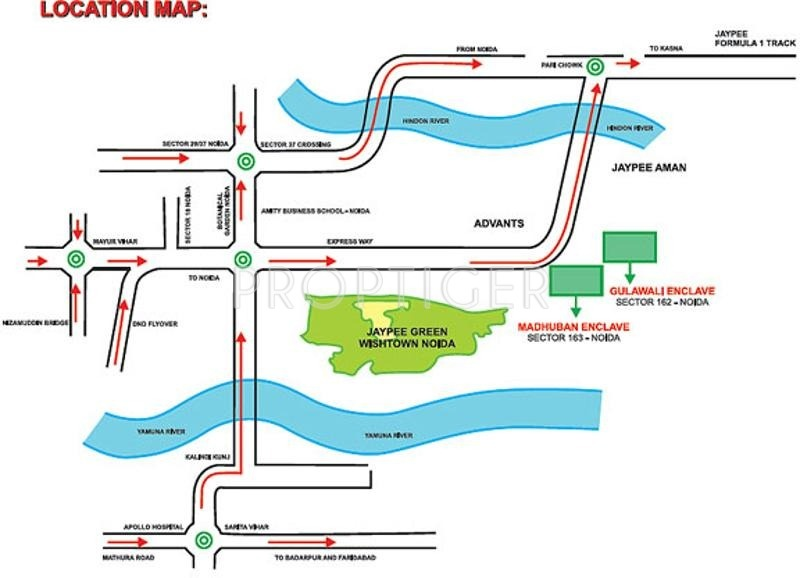 Sidhyansh Infrastructures Sri Sai Lok Location Plan