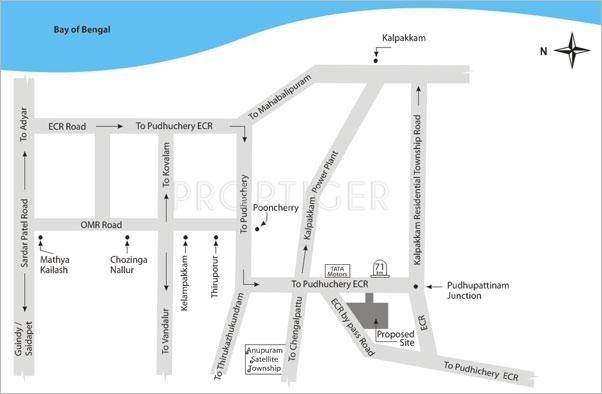 Images for Location Plan of Pelican Pelican Shrishti