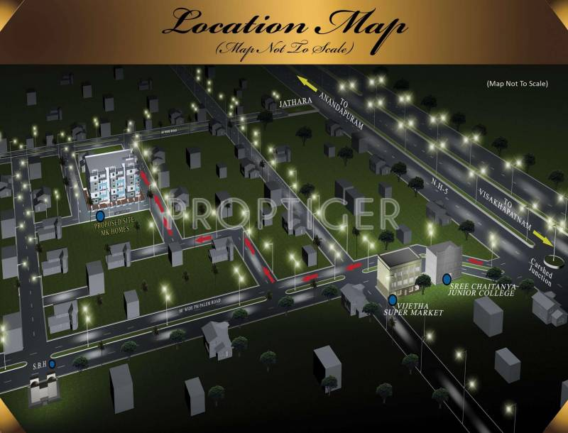 Images for Location Plan of  Homes