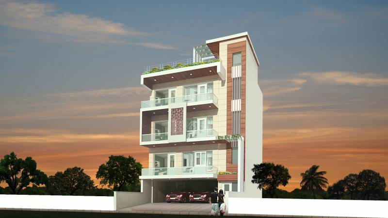 aashiyana-1 Elevation