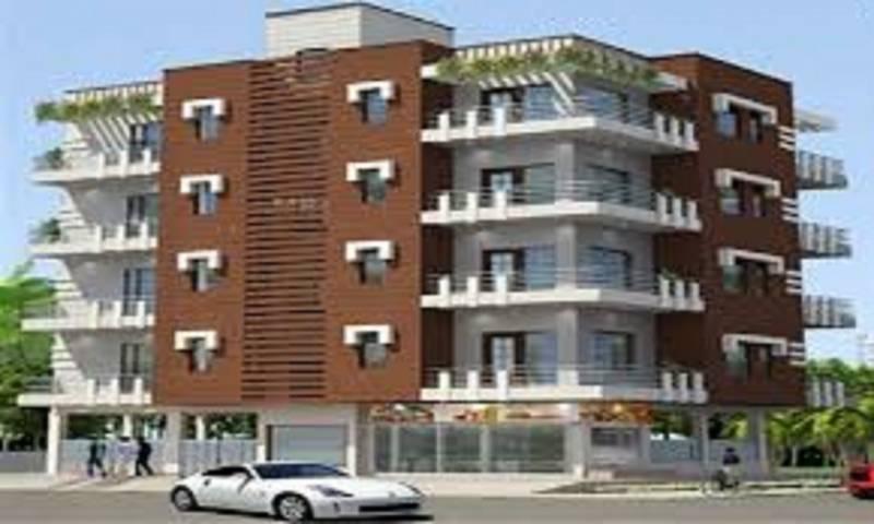 studio-apartments Elevation