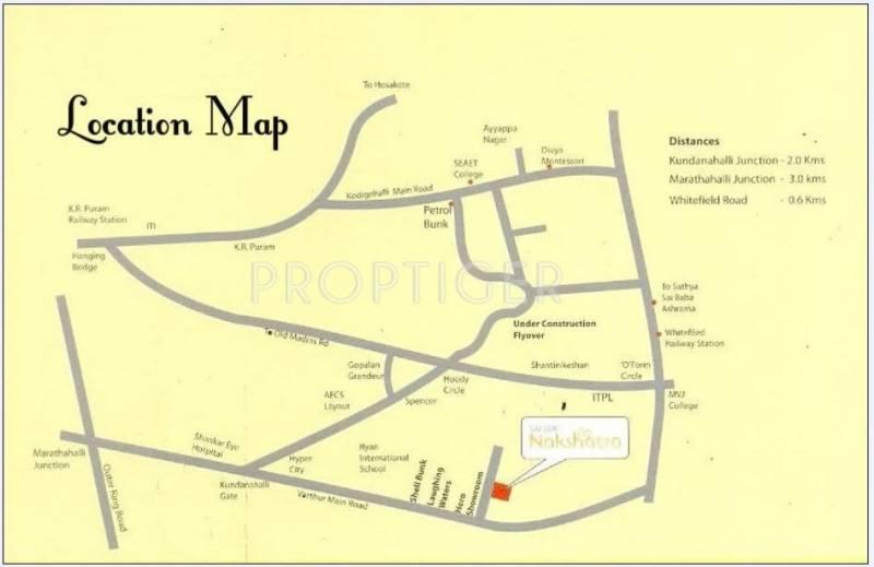 Images for Location Plan of Sai Nakshatra