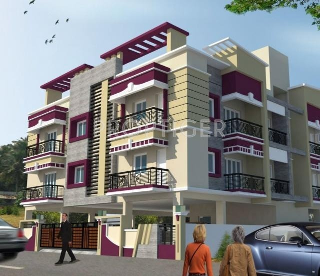 Images for Elevation of Selvaganesh SG Sereno