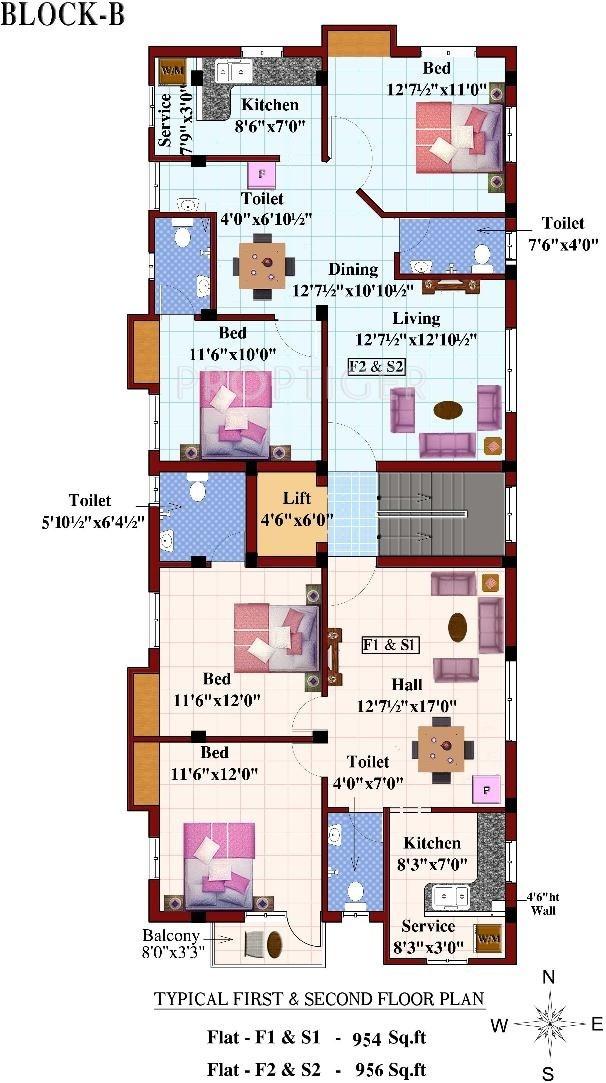 Oak Cluster Apartments