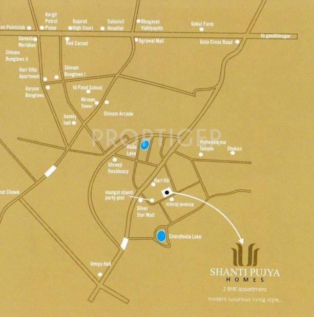 Images for Location Plan of Devyug Shanti Pujya Homes