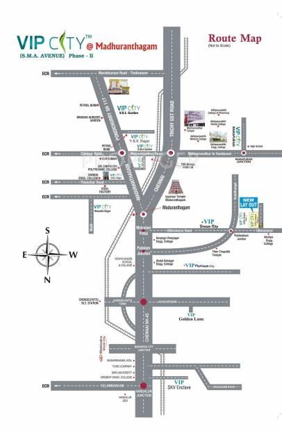 VIP City SMA Avenue Phase 2 Location Plan