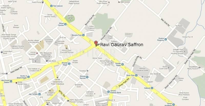 Images for Location Plan of Ravi Gaurav Saffron