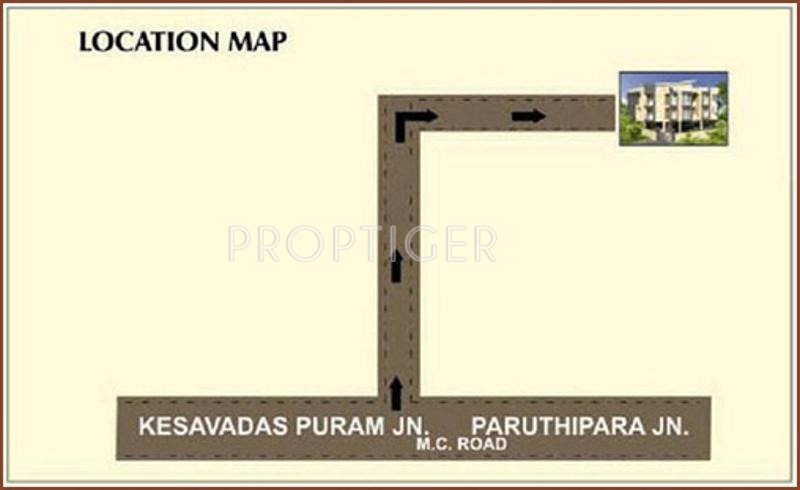 Images for Location Plan of Adonai Grace