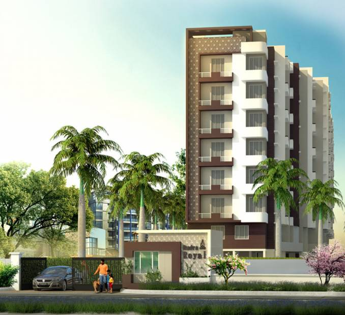 Images for Elevation of Rudra Royal